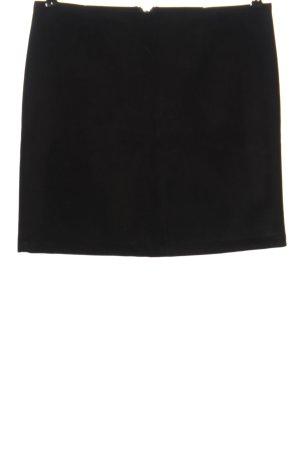 Bikbok Spódnica mini czarny W stylu casual