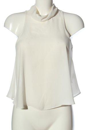 Bikbok Transparante blouse wolwit elegant