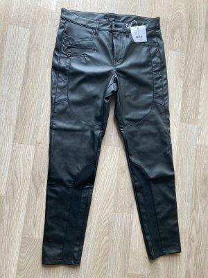 MAC Jeans Jeansy typu biker czarny