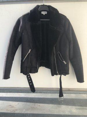 Charlotte Russe Biker Jacket black
