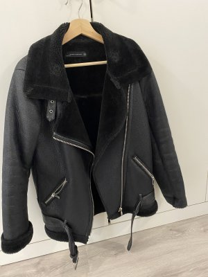 Zara Biker Jacket black