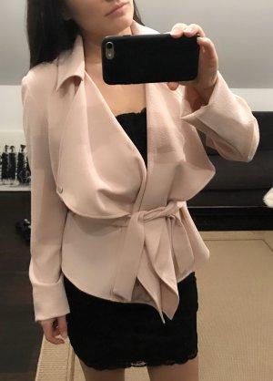 Ashley Brooke Blouson rosa antico
