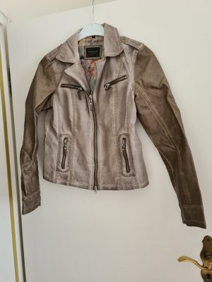 Rino & Pelle Biker Jacket khaki