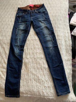 Daysie Biker Jeans blue
