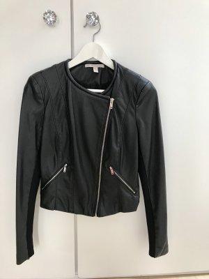 Biker-Lederjacke - Zara