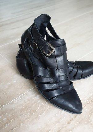 Bagatt Sandalo con cinturino nero Pelle