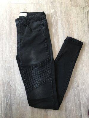 Biker-Skinny-Jeans