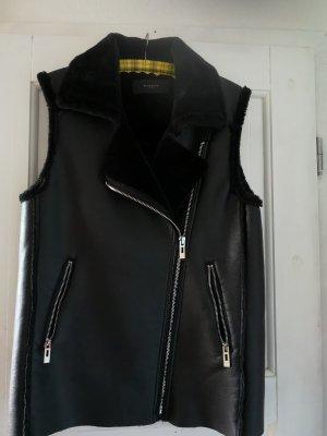 Reserved Gilet da motociclista nero