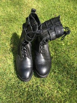 Dolce Vita Combat Boots black