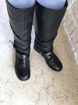 Marc O'Polo Biker Boots black