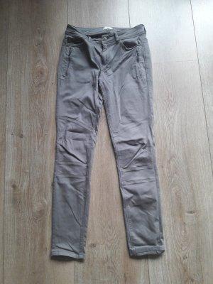Esprit Pantalone a sigaretta grigio