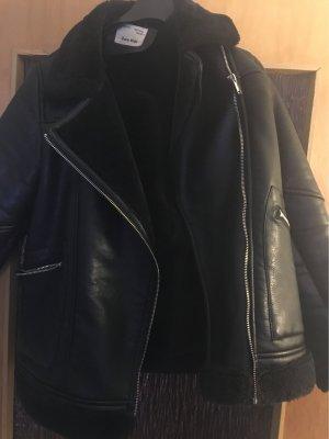 Zara Home Biker Jacket black