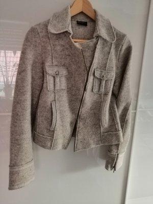 Expresso Biker Jacket light grey-grey