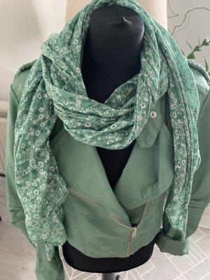 Amisu Bikerjack grijs-groen