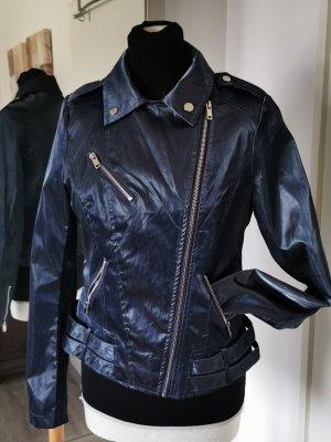Biker Jacket dark blue