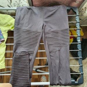 seventyseven Legging gris foncé