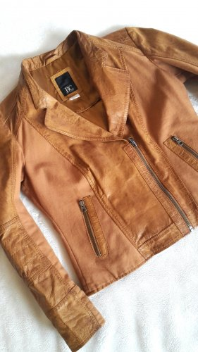 BC Leather Jacket multicolored