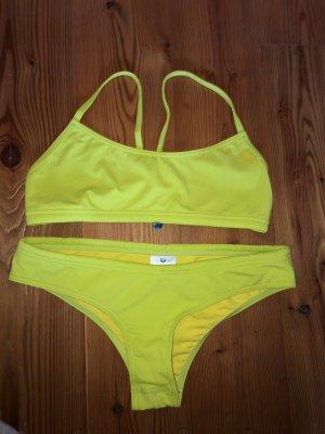 Arena Bikini giallo neon