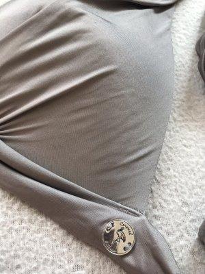 Censored Bikini grey brown