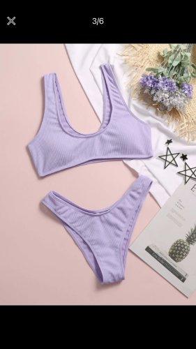 Sonstiges Bikini púrpura