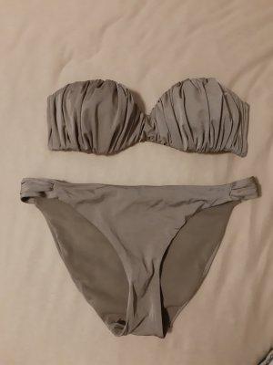 H&M Bikini bronze-colored