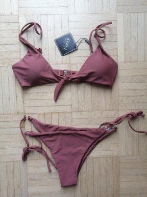 Zaful Bikini nude-russet