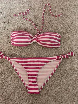 Bikini gestreift