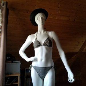 Bamboo Bikini veelkleurig
