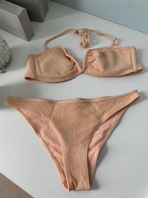 H&M Bikini abrikoos