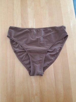 Bikini Hose braun Bron Prix Größe 38