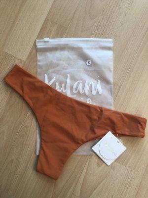 Bikini russet-dark orange