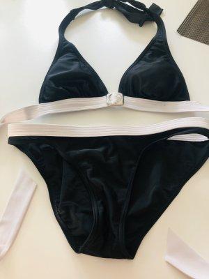 Esprit Bikini black-white