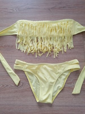 Bikini geel