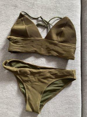 H&M Bikini khaki