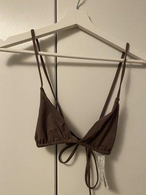 Oysho Bikini marrone chiaro