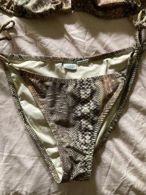 Blaumax Bikini ocra-nero