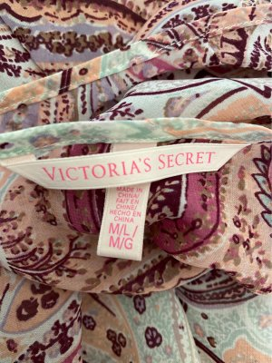Pink Victoria's Secret Capo da spiaggia multicolore