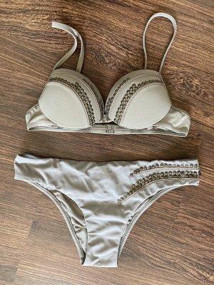 Calcedonia Bikini Wielokolorowy