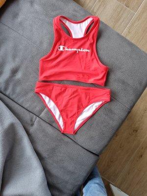 Champion Bikini rood
