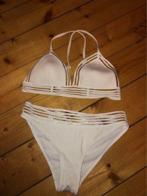 H&M Bikini blanco