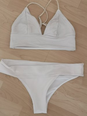H&M Bikini wit