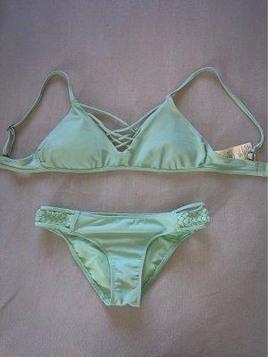 Hollister Bikini turquoise
