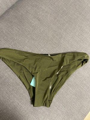 Bikinihose (khakigrün)