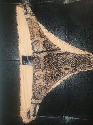 Bikinihose leoprint