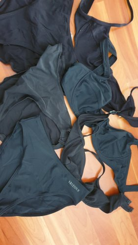 Bikini czarny