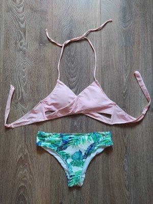 Unbekannte Marke Bikini rosé