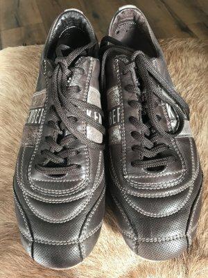 Bikkembergs Lace-Up Sneaker brown-dark brown