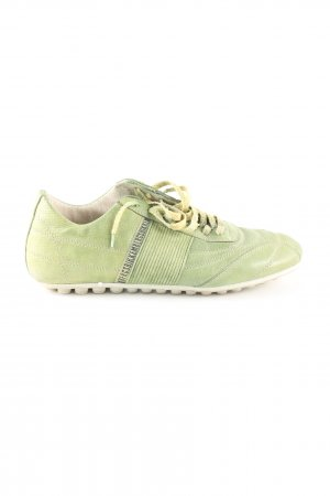 Bikkembergs Lace Shoes green casual look
