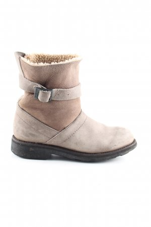 Bikkembergs Snowboots nude Casual-Look