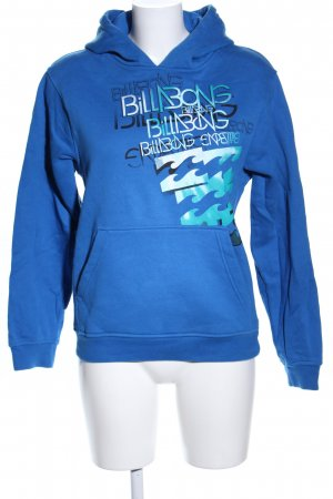 """billa bong Sweatshirt """"von Marlen"""" blau"""